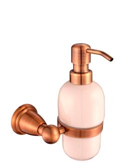 Диспенсер для мыла Aksy Bagno Mona 7215 Бронза