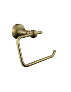 Aksy Bagno Queen QT-A8508 Bronze Бумагодержатель без крышки