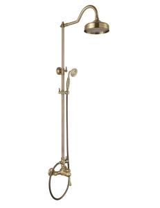 Aksy Bagno Faenza-Light Ps410-2002-2004-Bronze Душевая стойка