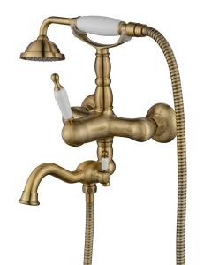 Aksy Bagno Prestigio 701 Bronze смеситель для ванной