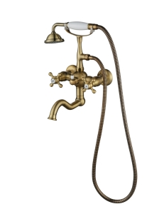 Aksy Bagno Primavera 101 Bronze смеситель для ванны