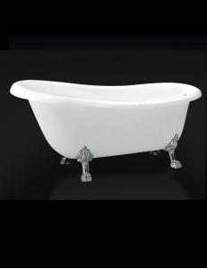 BelBagno BB04 Ванна отдельностоящая 170х80 см, белый