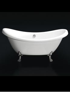 BelBagno BB05 Ванна отдельностоящая 182x75 см, белый