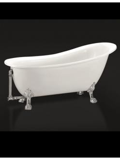 BelBagno BB06-1550 Ванна отдельностоящая 155x76 белый