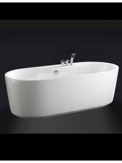 BelBagno BB14-K Ванна отдельностоящая 178х84 белый