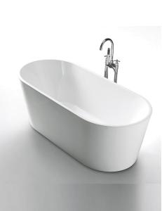 BelBagno BB202-1700-800 Ванна отдельностоящая 170х80 см, белый