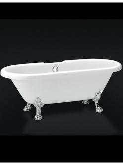 BelBagno BB21 Ванна отдельностоящая 177x80 белый