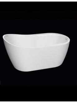 BelBagno BB301 Ванна отдельностоящая 153х80 белый