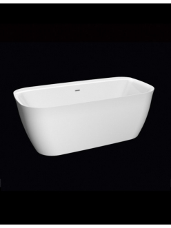 BelBagno BB303 Ванна отдельностоящая 160х80 белый