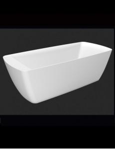 BelBagno BB304 Ванна отдельностоящая 167х75 см, белый