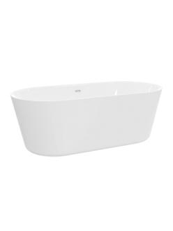 BelBagno BB306-1485 Ванна отдельностоящая 149х79 белый