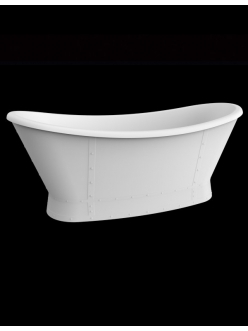 BelBagno BB33 Ванна отдельностоящая 168х78 см