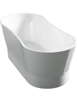 BelBagno BB406-1650-730 Ванна отдельностоящая 165х73 см