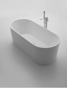 BelBagno BB71-1600 Ванна отдельностоящая 160х75 см