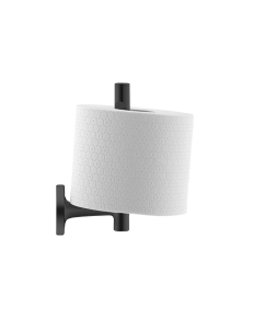 Duravit Starck T 0099394600 Держатель запасного рулона туалетной бумаги, черный