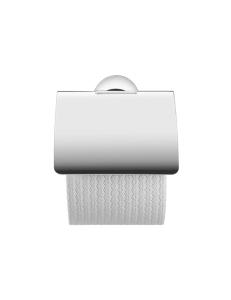 Duravit Starck T 0099401000 Держатель туалетной бумаги с крышкой, подвесной, хром