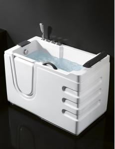Abber AB9000 C Ванна акриловая 130х70 см, белый