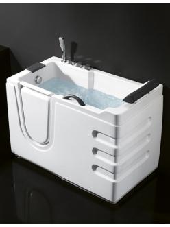 Abber AB9000 C Ванна акриловая, 130х70 см, белый