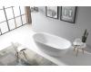 Abber AB9205 Ванна акриловая отдельностоящая, 180х84 см, белый