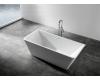 Abber AB9212-1.7 Ванна акриловая отдельностоящая, 170х80 см, белый