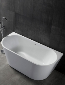 Abber AB9216-1.5 Ванна акриловая пристенная 150х80 см, белый