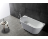 Abber AB9216-1.7  Ванна акриловая пристенная, 170х80 см, белый