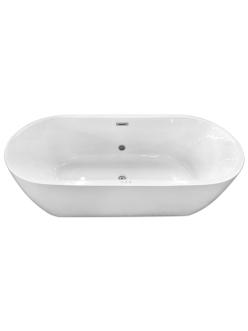 Abber AB9219E Ванна акриловая электронная, 175х80 см, белый