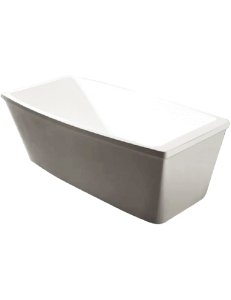 Abber AB9229 Ванна акриловая отдельностоящая 170х80 см, белый