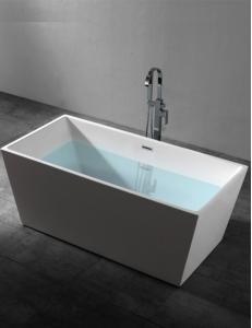 Abber AB9224-1.5 Ванна акриловая отдельностоящая 150х80 см, белый