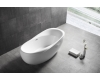 Abber AB9232 Ванна акриловая отдельностоящая, 180х85  см, белый