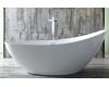 Abber AB9233 Ванна акриловая отдельностоящая, 184х79 см, белый