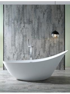 Abber AB9234 Ванна акриловая отдельностоящая, 190х80 см, белый