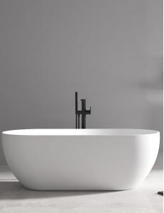 Abber AB9241 Ванна акриловая отдельностоящая 172х79 см, белый
