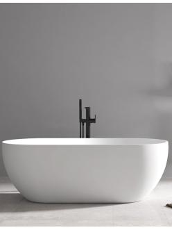 Abber AB9241 Ванна акриловая отдельностоящая, 172х79 см, белый