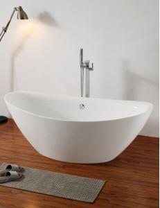 Abber AB9248 Ванна акриловая отдельностоящая 180х87 см, белый