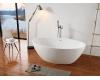 Abber AB9249 Ванна акриловая отдельностоящая, 175х100 см, белый