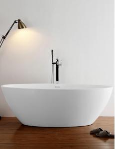 Abber AB9249 Ванна акриловая отдельностоящая 175х100 см, белый