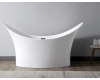 Abber AB9250 Ванна акриловая отдельностоящая, 175х78 см, белый