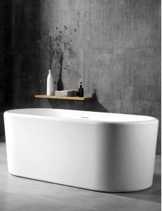 Abber AB9272-1.7 Ванна акриловая отдельностоящая 170х70 см, белый