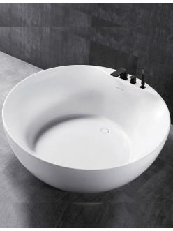 Abber AB9280 Ванна акриловая отдельностоящая, 150х150 см, белый