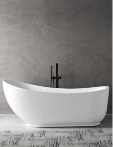 Abber AB9288 Ванна акриловая отдельностоящая 180х89 см, белый