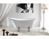 Abber AB9293 Ванна акриловая отдельностоящая, 170х75 см, белый
