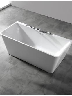 Abber AB9298 Ванна акриловая отдельностоящая, 170х80 см, белый