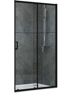 Abber Schwarzer Diamant AG30150B Душевая дверь 150х190 см