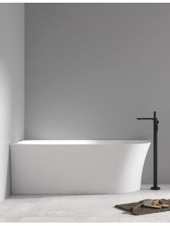 Abber AB9258-1.5 Ванна акриловая пристенная, 150х78 см, белый