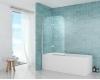 Abber Ewiges Wasser AG51120 Шторка для ванны 120х140 см