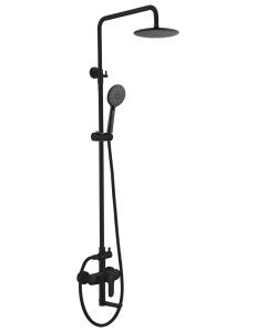 Abber Eleganz AF8316B Душевая стойка, черный