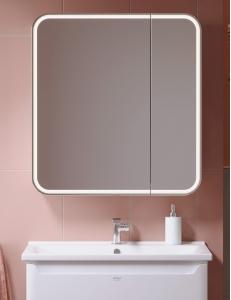 Alavann Lana 80 Зеркальный шкаф
