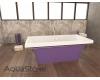 AquaStone Мадрид 180x80 – ванна из искусственного камня