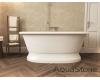 AquaStone Оливия 180x90 – ванна из искусственного камня на подиуме